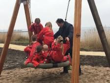 Nieuwe speeltuin in Lage Zwaluwe