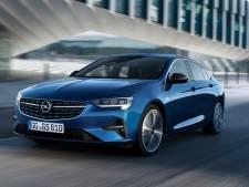 Vernieuwde Opel Insignia krijgt geavanceerde koplampen