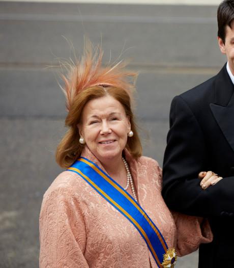 Eerste veiling Oranjekunst levert prinses Christina 40.000 euro op