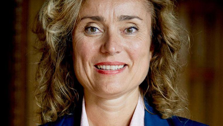 Vera Bergkamp: 'We krijgen zo ook meer controle op de kwaliteit van wiet Beeld Martijn Beekman
