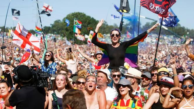 Britse Glastonbury Festival ook in 2021 geannuleerd door coronacrisis