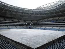 WK-stadion Samara nog niet af