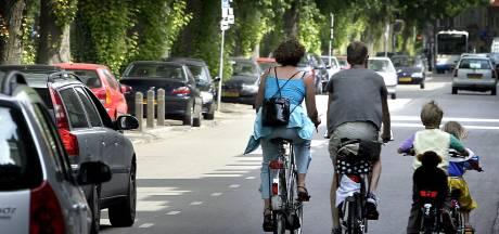 Noodkreet: geen klinkers, maar asfalt op binnenstadsring Den Bosch