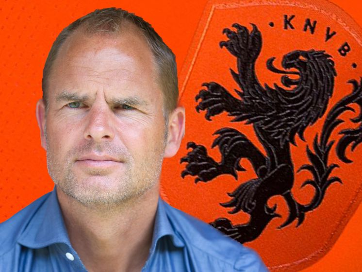 LIVE | De Boer over bondscoachschap: 'Ik ben trots, maakt mij niet uit of ik derde keuze was'