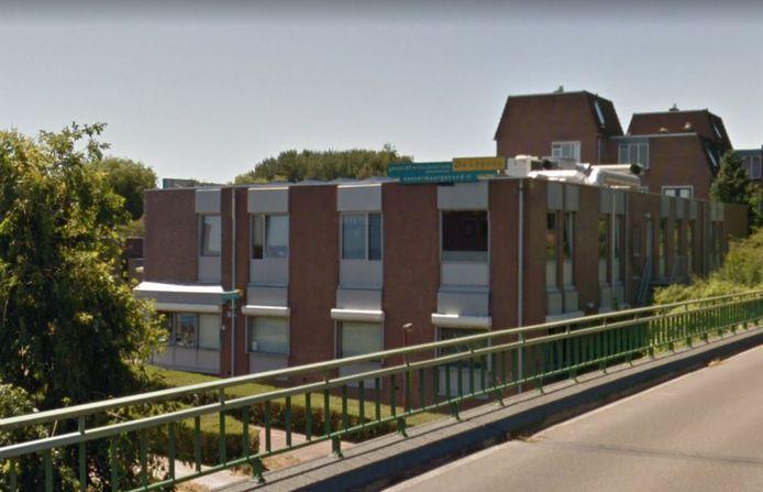 Het gezondheidscentrum aan de Hekbootkade in De Leyens.