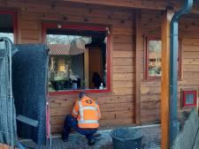 Inbraak bij kinderboerderij Oss na kerstfeest: wég kluis, wég kerstgedachte