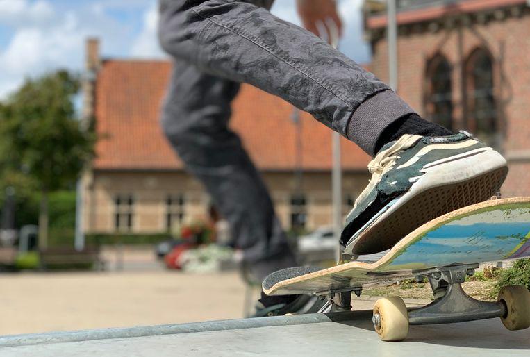 Skaters moeten nog wat geduld hebben om in het Neteland op de skateparken aan de slag te kunnen