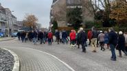 Zondagse 'Wandeling voor Verdraagzaamheid' lokt ruim 300 geïnteresseerden
