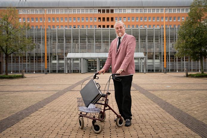 Harrie van Tongerloo. Foto Marc Bolsius