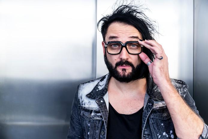 Blaudzun is de artiestennaam van popmuzikant Johannes Sigmond (44).
