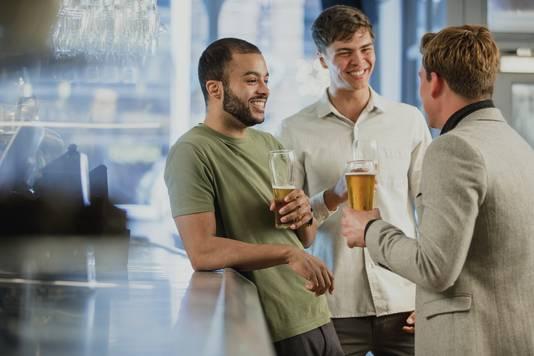 Door een tijdje niet te drinken kan je nadenken over bij welke gelegenheden je allemaal alcohol drinkt.