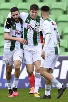 FC Groningen pakt punt na comeback tegen concurrent FC Twente