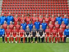 FC Twente Vrouwen tegen Heerenveen in kwartfinale beker