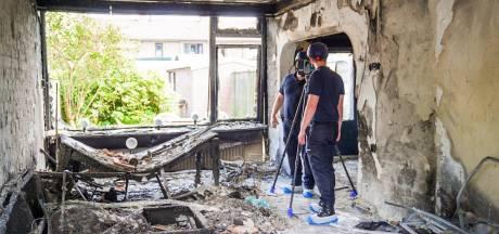 Hulp van explosievenexperts bij onderzoek naar aanslag in woning Moreelselaan in Eindhoven