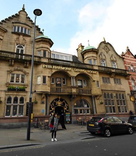 """Le """"pub des Beatles"""" à Liverpool classé monument historique de premier plan"""