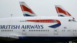 Eerste staking in 40 jaar bij British Airways, net tijdens drukke zomerperiode?