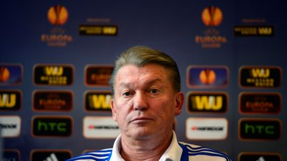 Sergej Rebrov volgt Oleg Blokhin op bij Dinamo Kiev