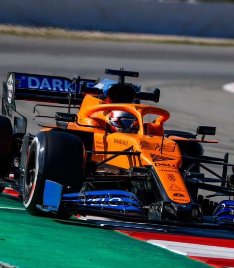 McLaren mag wagen voor 2021 aanpassen