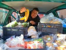 Voedsel voor 472 gezinnen