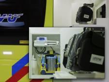 Brancard, ladekastjes en instap: alles wordt elektrisch in de nieuwe Utrechtse ambulances