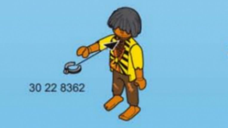 null Beeld Playmobil