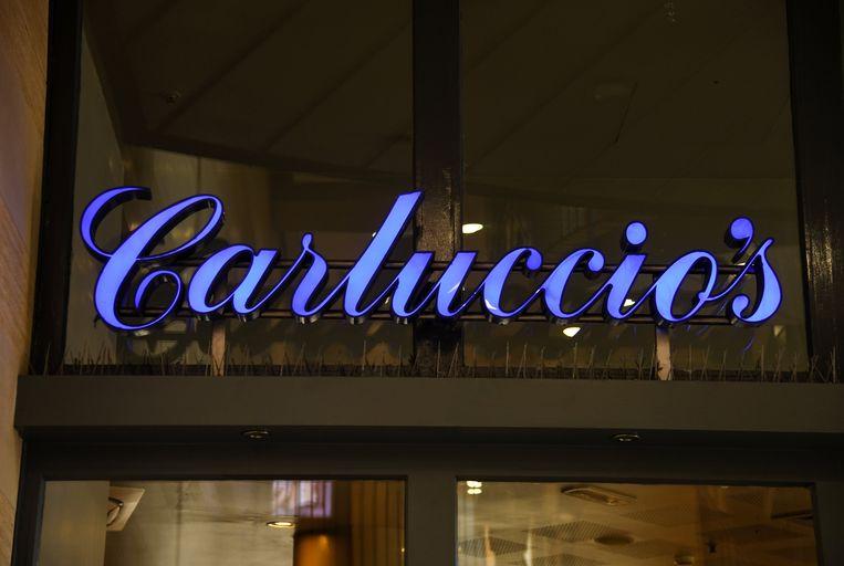 Een restaurant van Carluccio's in Cambridge