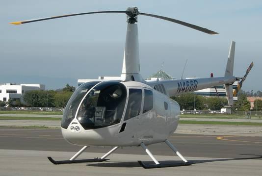 Een Robinson R66, ter illustratie.