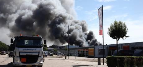 Politie verontwaardigd na brand in Culemborg: 'Mensen stappen gewoon achter het lint'
