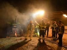 Brandweerman uit Steenderen rukt uit naar eigen woning