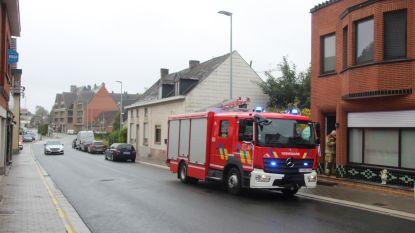 Loos brandalarm in Stationsstraat na aansteken kachel
