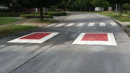 Snelheidsduivels, opgelet: verkeerskussens in Groeneweg geplaatst