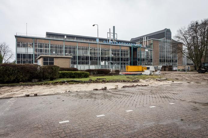 Glaslaboratorium TY op Strijp-T in Eindhoven is het volgende gebouw dat onderhanden wordt genomen door eigenaar GEVA BV.