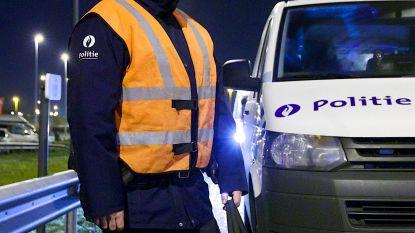 Negen vluchtelingen opgepakt die uit vrachtwagen gesprongen waren in Tessenderlo