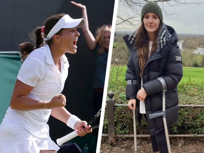 """Als supertalent maakte ze 'einde' aan carrière van Kim Clijsters, nu krijgt ze """"krukken als cadeau"""": de tragische teloorgang van Laura Robson (27)"""