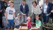 Moppies bouwen mee aan nieuwe school