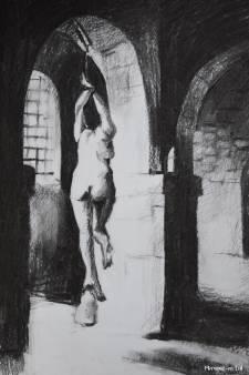 Heksen en martelwerktuig in Kasteel Helmond