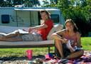 RTL 4, Campinglife met Jessica Mendels en Sander Janson.