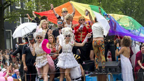 Amsterdam Pride.