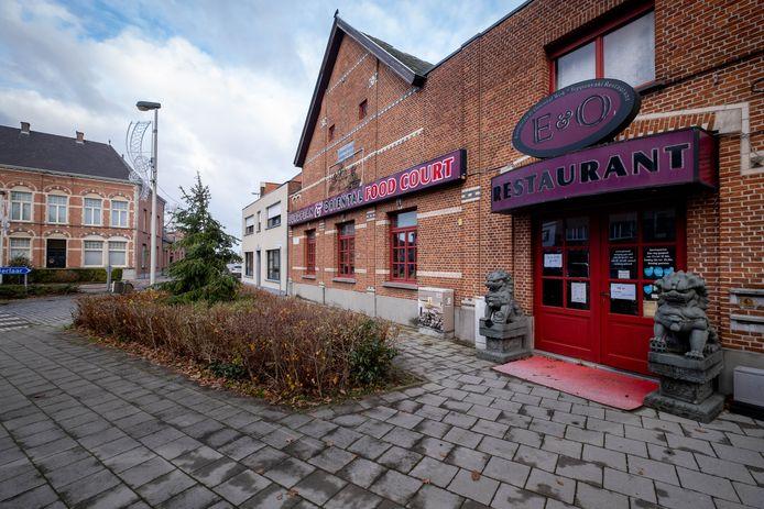 Wokrestaurant E&O, in het centrum van Koningshooikt, heeft de deuren definitief gesloten.