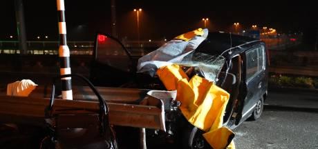 Rotterdammer (29) maakt jaar na dodelijke crash dollemansrit over de stoep: 'Hij leert niet'