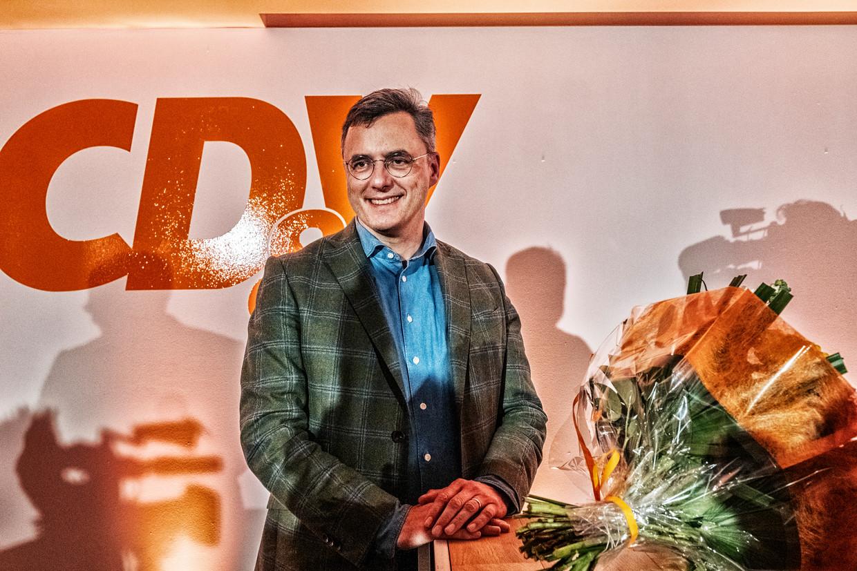 Joachim Coens is de nieuwe voorzitter van CD&V.