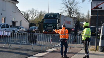 Grens met Maastricht tijdelijk hermetisch dicht