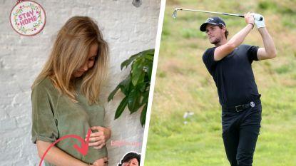 """""""Waarschijnlijk als enige blij met uitstel Spelen"""": golfer Thomas Pieters kijkt uit naar vaderschap in zomer"""