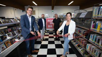 Lutgartsite heeft nu ook eigen pop-upbibliotheek