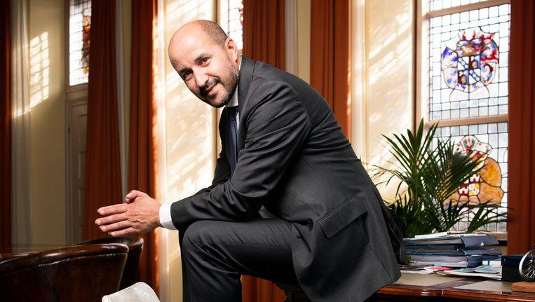 Ahmed Marcouch: 'Het begon met Starsky & Hutch' Beeld Harmen de Jong