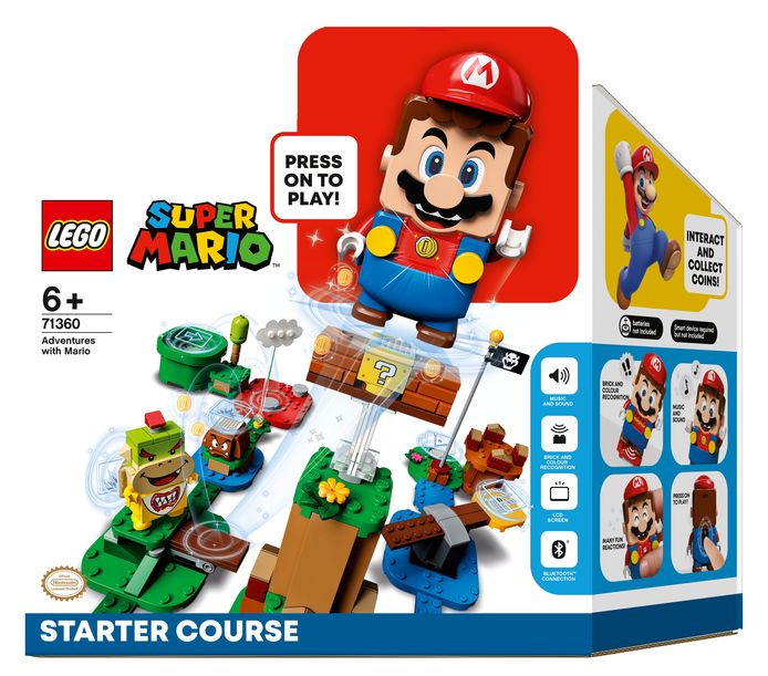 Super Mario is een klassieker.