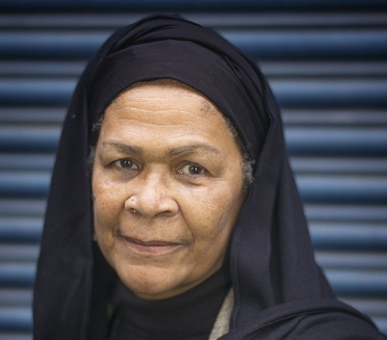 Dr. Amina Wadud Beeld Sarah Lee/eyevine