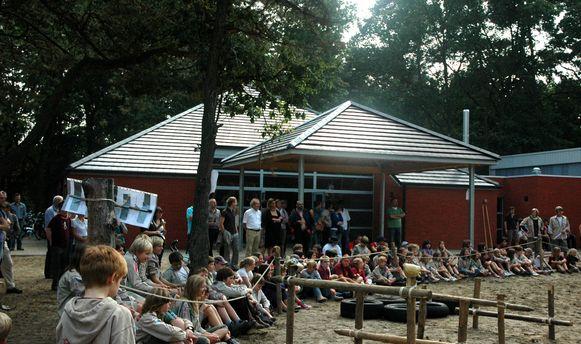 Het scoutsheem in Neerpelt (themabeeld).