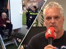 Al maanden eerder stond Arie den Dekker met zijn jerrycan aan de balie: of we wilden filmen hoe hij zichzelf in brand stak