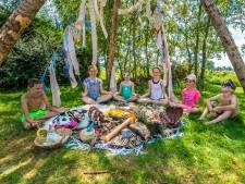 Kinderen doorbreken de waan van de dag op 'ontspanningskamp'